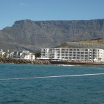 Our hotel from the boat