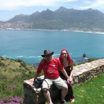 Overlooking Hout Bay