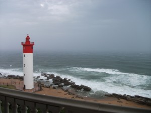 View from Oysterbox room