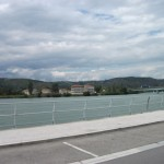 The river Rhone